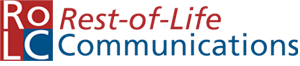 Rest-of-Life Communications Logo
