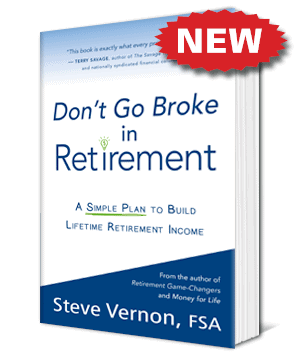 Don't Go Broke in Retirement Book Cover